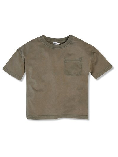 Drop shoulder t-shirt (3-12yrs)
