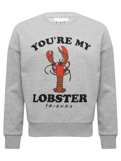 Teen Friends lobster sweatshirt