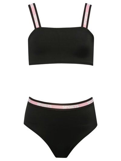 Teen sports bikini set