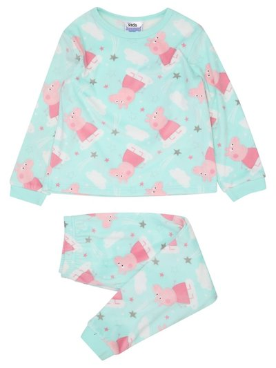 Peppa Pig fleece pyjamas (1-5yrs)