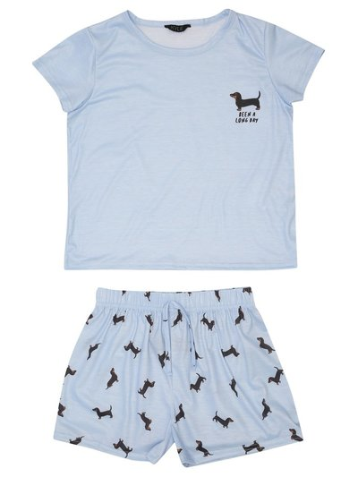 Teen sausage dog pyjamas