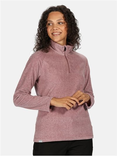 Pimlo Half Zip Velour Fleece