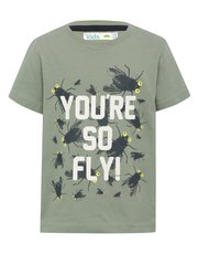 You're so fly slogan t-shirt