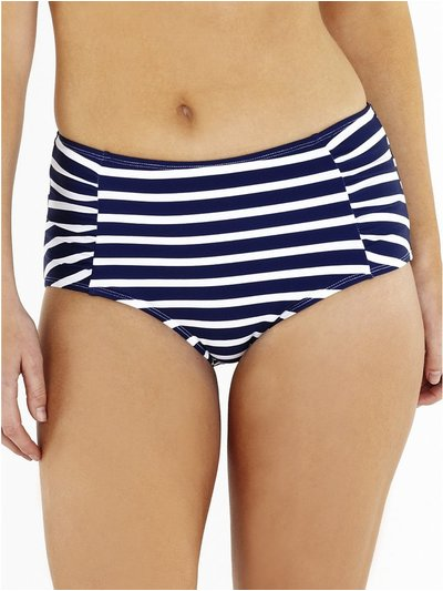 Beachcomber high waist brief
