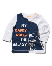 Star Wars slogan t-shirt