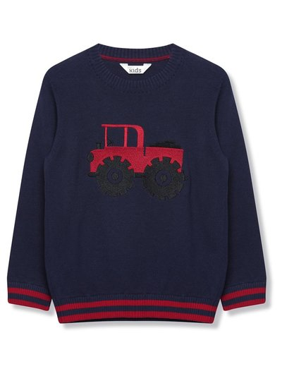 Tractor jumper (9 mths - 5 yrs)