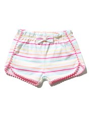 Striped jersey shorts (0 mths - 4 yrs)