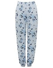 Butterfly loungewear trousers