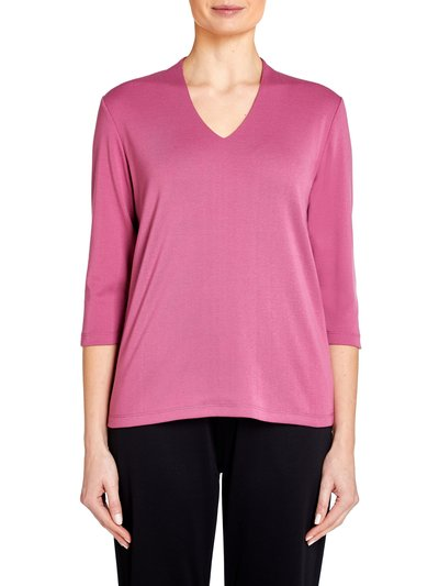 TIGI v-neck top