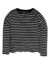 Lurex stripe top (3yrs-12yrs)