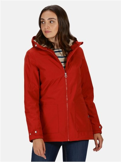 Bergonia II Waterproof Insulated Hooded Walking Jacket
