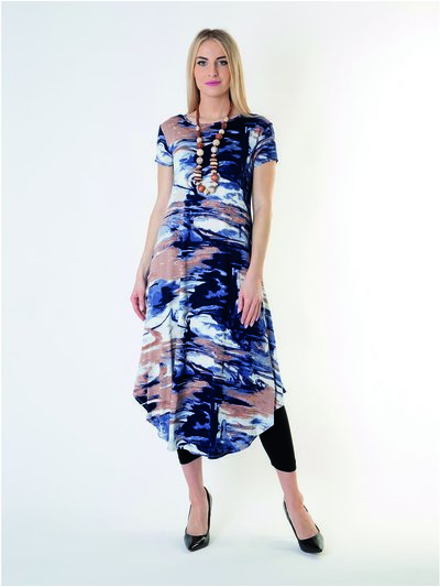 Saloos Printed comfort Dress