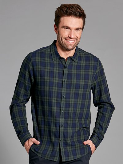 Blackwatch tartan check shirt