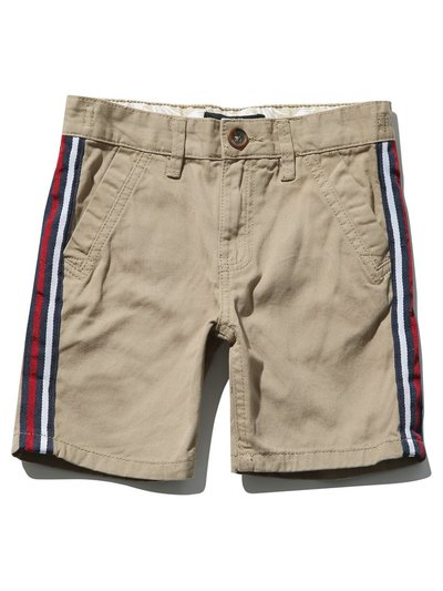 Threadboys stripe chino shorts (5 - 13 yrs)