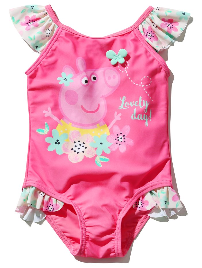 5142c2e98a Peppa Pig Frill Swimsuit