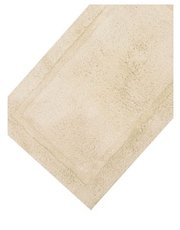 Stone cotton deep pile bathmat