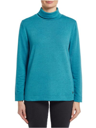 TIGI polo neck top