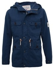 Brakeburn toggle detail parka