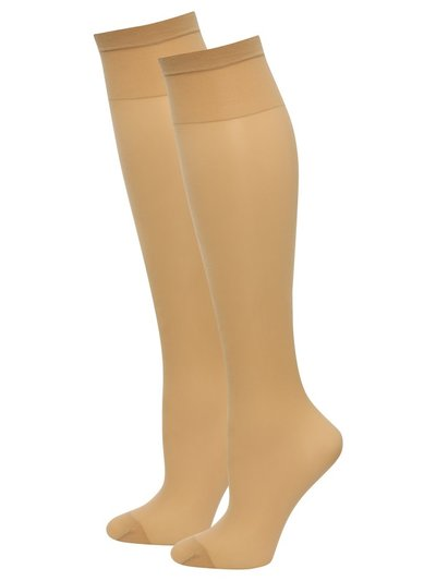 20 Denier Knee High Tights