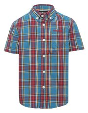 Firetrap check pattern shirt