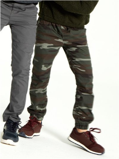 Camo trousers (3 - 12 yrs)