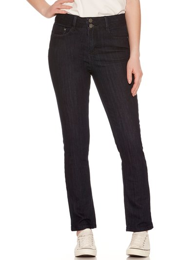 Petite lift and shape slim leg jeans