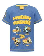 JCB muddy friends t-shirt