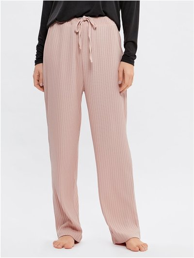 Ribbed lounge trousers