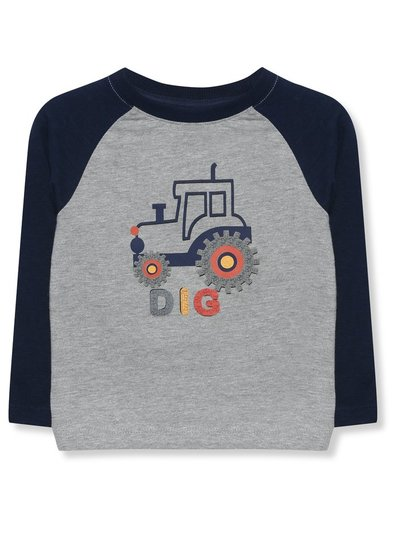 Tractor t-shirt (9mths-5yrs)