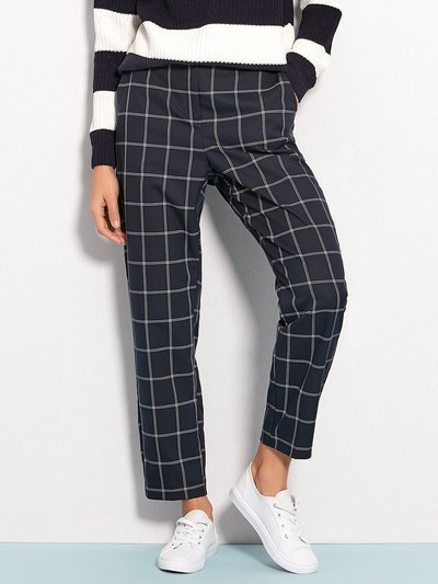 Vero Moda check trousers