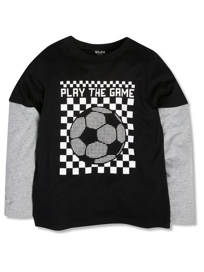 Football t-shirt (3-12yrs)