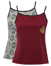 Harry Potter cami tops two pack