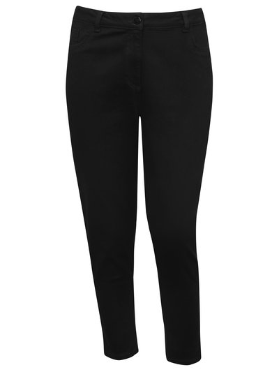 Plus super stretch ankle jeans