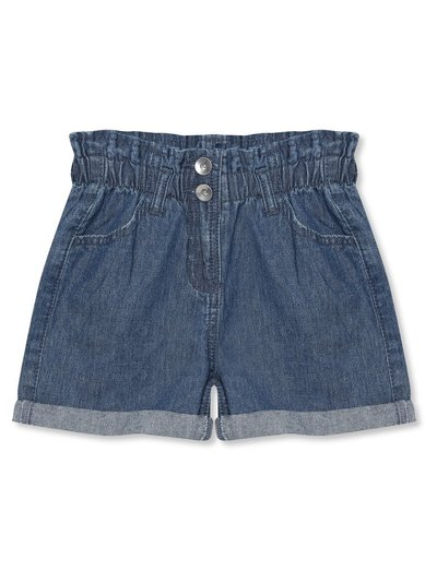 Paperbag waist shorts (3yrs-12yrs)