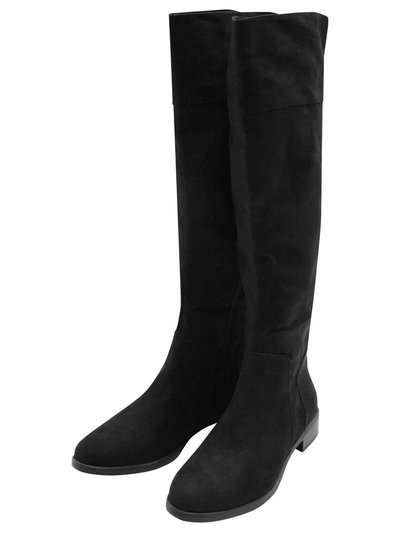 Laurel knee high boots