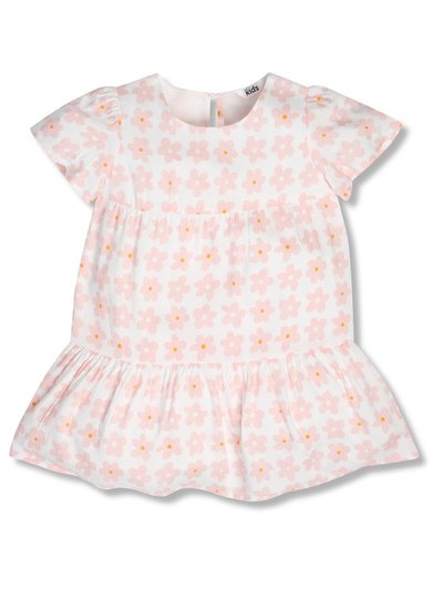 Floral tiered dress (9mths-5yrs)
