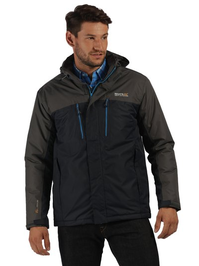 Regatta contrast panel waterproof jacket
