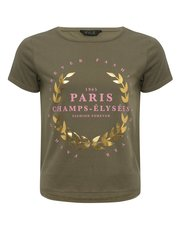 Teens' Paris fashion t-shirt