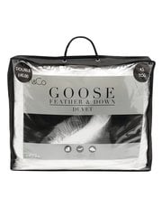 Goose feather and down 4.5 tog duvet