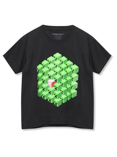 Minecraft t-shirt (3-10yrs)