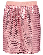 Teens' sequin skirt