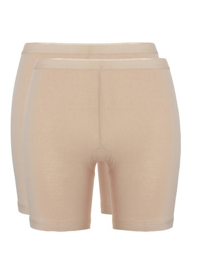 Ten Cate cotton seamless long shorts 2 pack