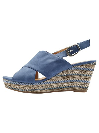 Spencer textile covered wedge