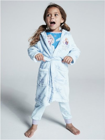 Disney Frozen 2 fleece dressing gown (2-8yrs)