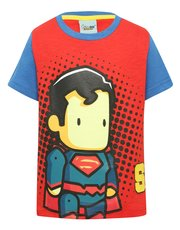 Scibblenauts Superman cape t-shirt