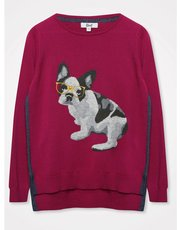 Khost Clothing french bulldog dog jumper