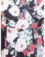 Scarlett and Jo floral float sleeve maxi dress