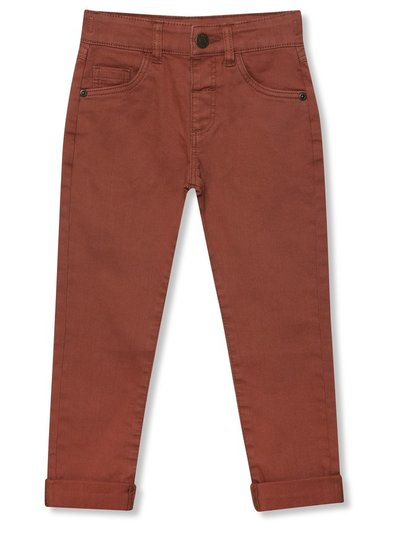 Rust coloured jeans (3-12yrs)