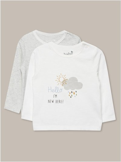 red heart The Bees Tees I Love My Big Sister Babygrow // Sleepsuit 0-3 months - White