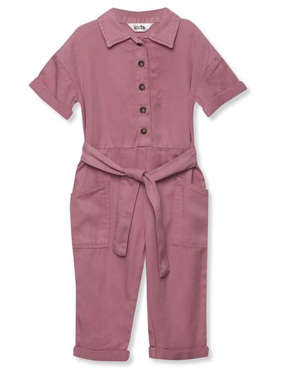 Pink jumpsuit (9mths-5yrs)